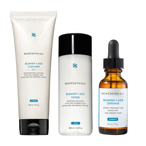 Bilde av Hudprogram Uren hud og anti-aldring