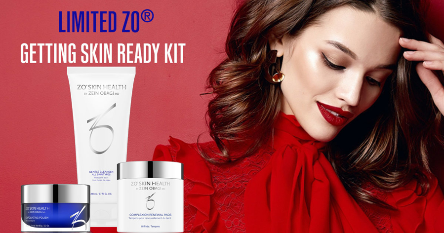 ZO Getting Skin Ready Kit