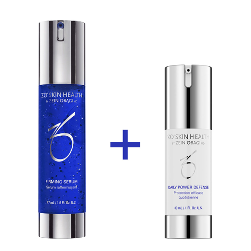 Bilde av Kampanje! Firming Serum + Daily Power Defense 30 ml. Verdi: 1197 kr!
